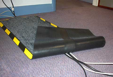 Cable Floor Safety Mat