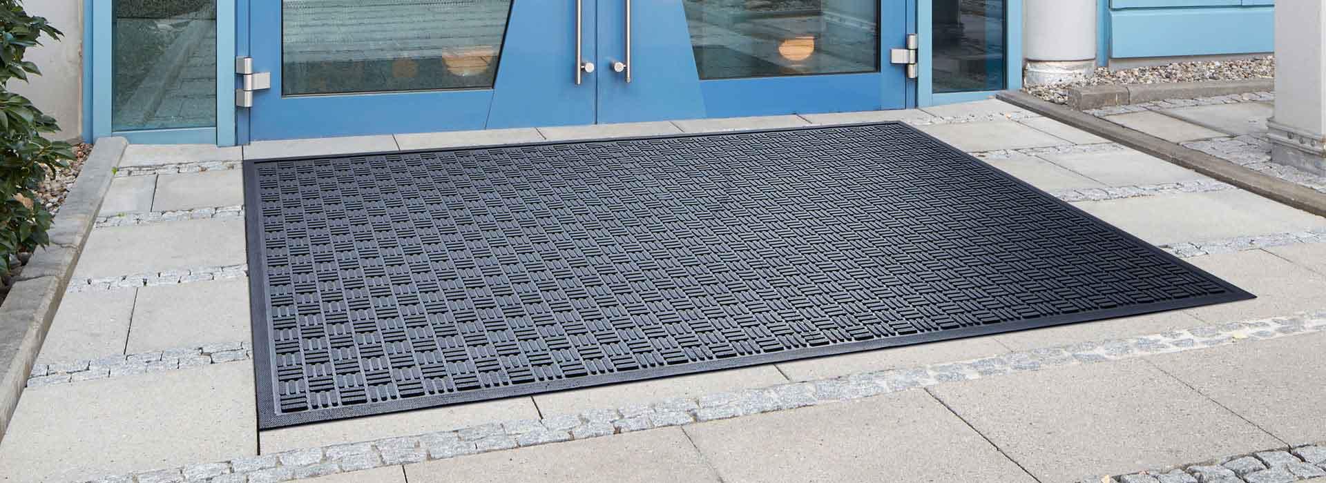 b629a180c2f8 Rubber Mats Printed Carpet Safety Matting PVC Tiles Gym Mats