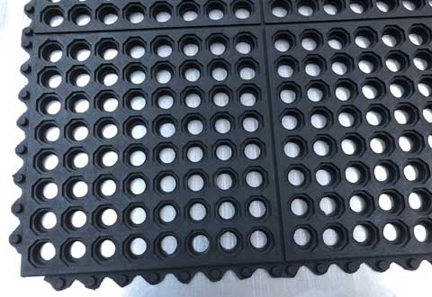 Interlocking Rubber Tiles (MD630)