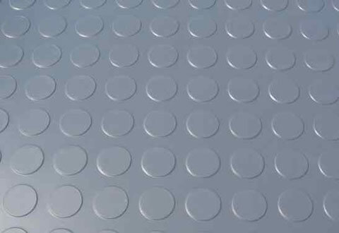 Coin Pattern Rubber Matting
