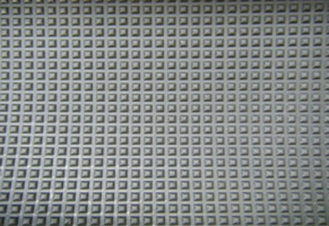 Pyramid Pattern Rubber Matting