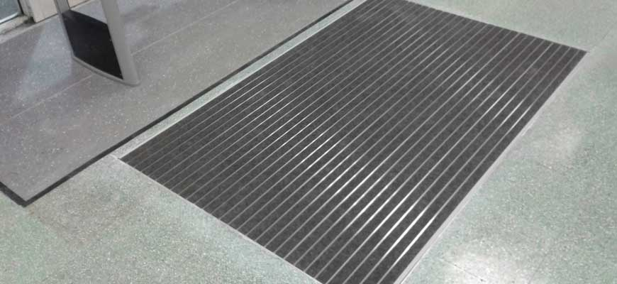 The Types of Entrance Matting Materials & Knowing What Is Best