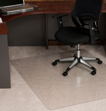 Desk Chair Mats & Hygienic Tacky Mats