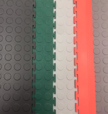 PVC Matting & Interlocking Tiles