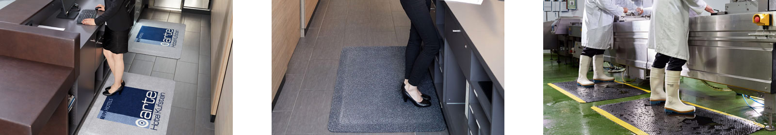 Anti-Fatigue Mats & Flooring