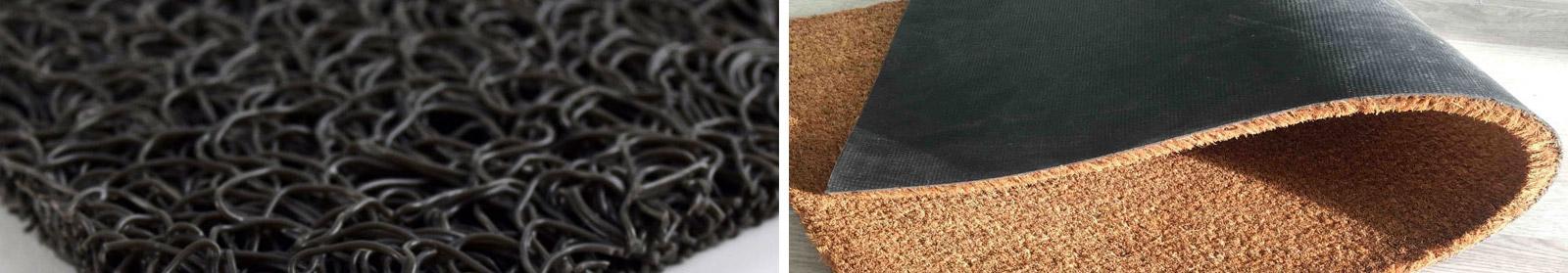 Coir & PVC Coil Matting