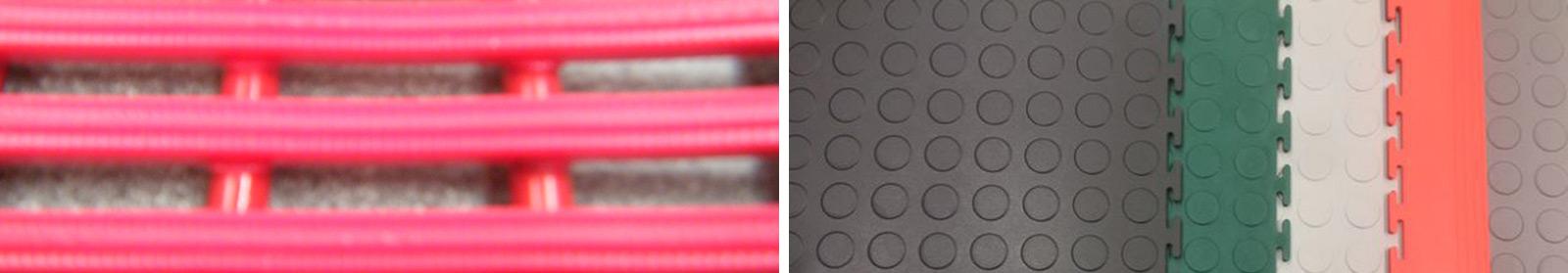 PVC Matting & Interlocking Tiles