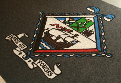 Sureimage Coirsyn Logo Matting