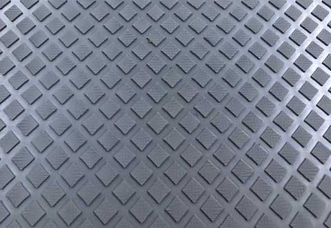 Suretred Rhombus Pattern Rubber Matting