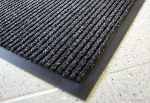 Surelay Rib Poly Vinyl Floor Mat