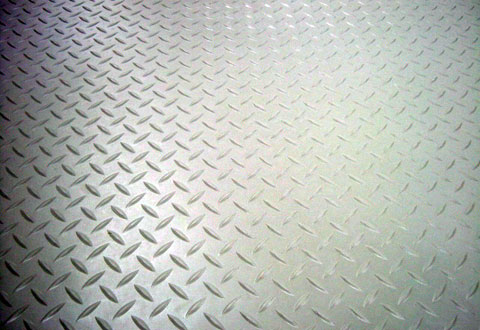 Suremat Star PVC Chequer Plate Matting